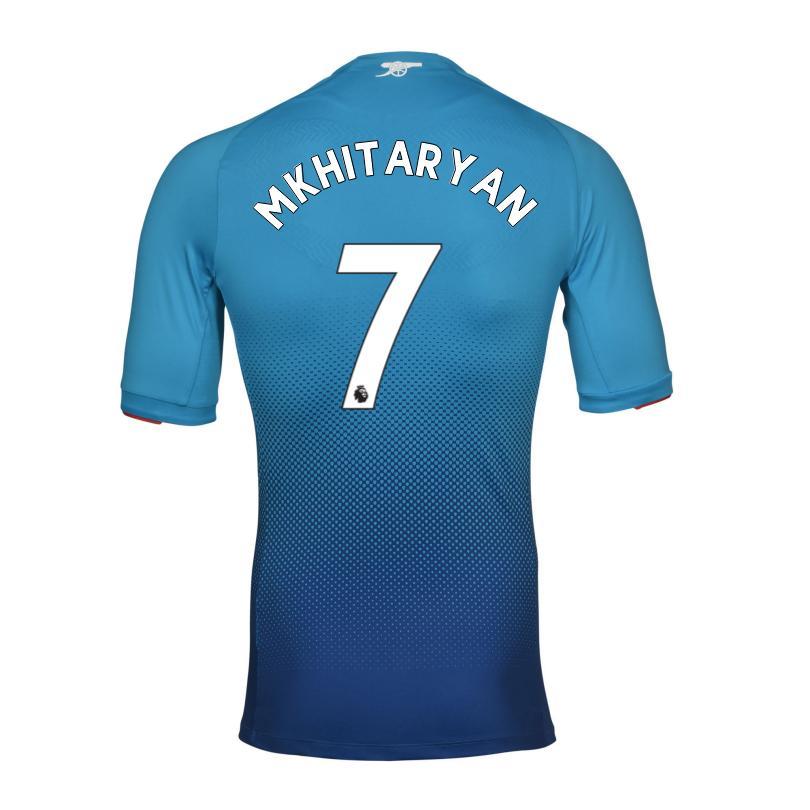 Arsenal Authentic 17/18 Away Shirt