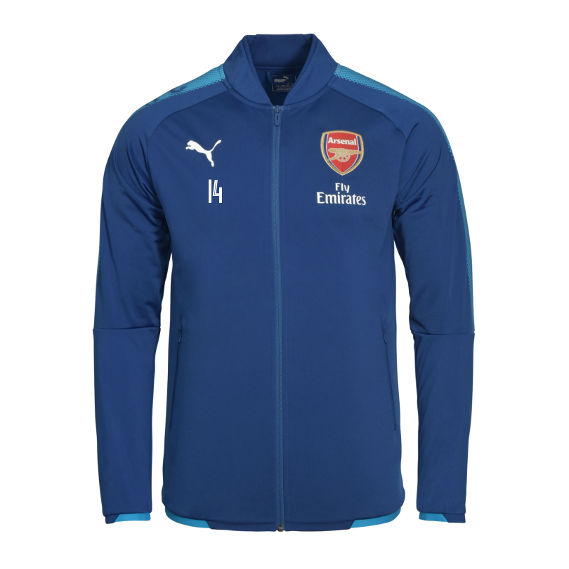 Arsenal Adult 17/18 Away Stadium Jacket