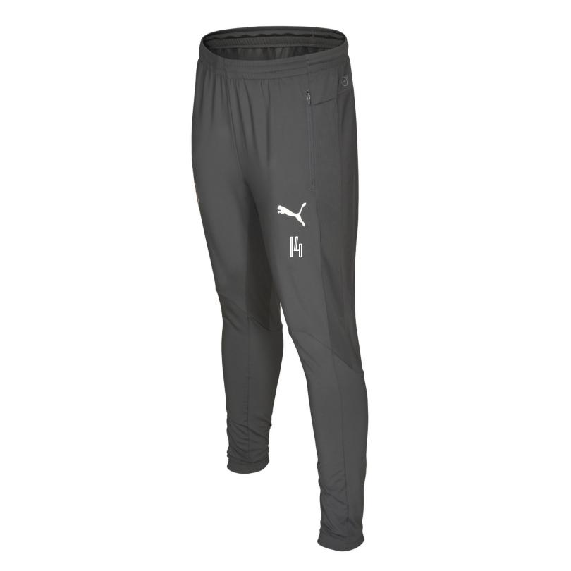 Arsenal Mens 17/18 Fitted Training Pants With Pocket
