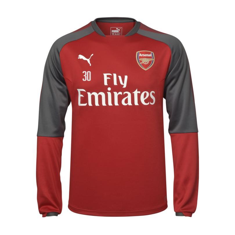 Arsenal 17/18 Home Training Sweatshirt
