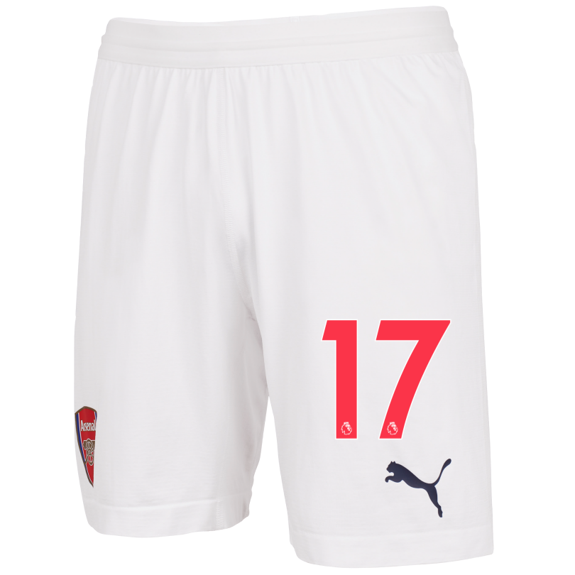 Arsenal evoKNIT Authentic 18/19 Home Shorts