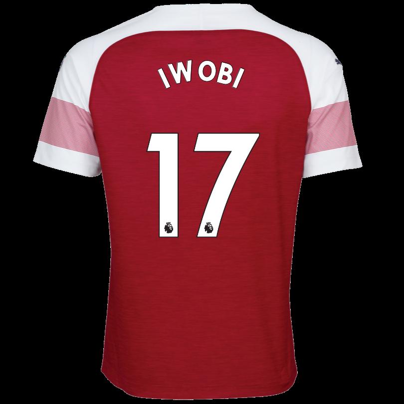 Arsenal Adult 18/19 Home Shirt