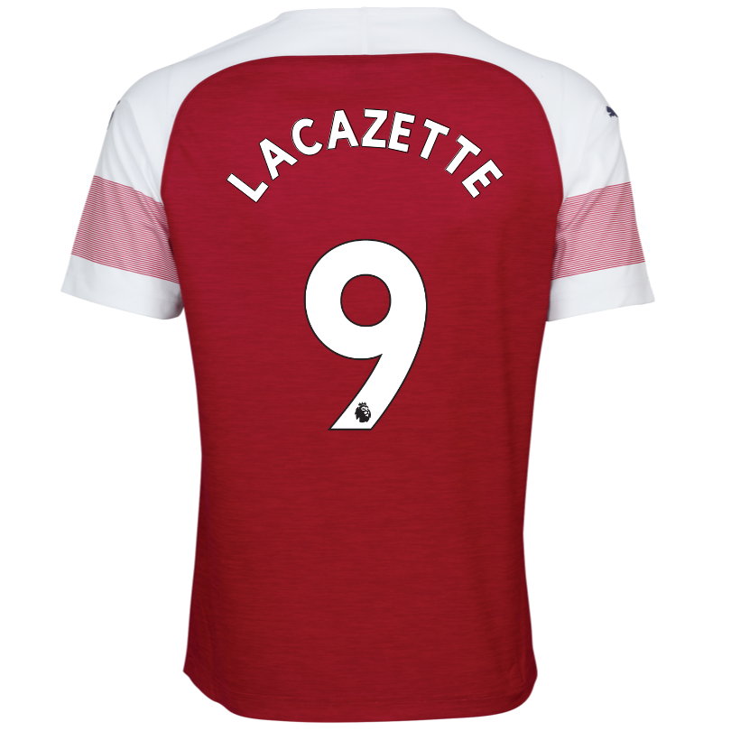 Arsenal Adult 18/19 Home Shirt