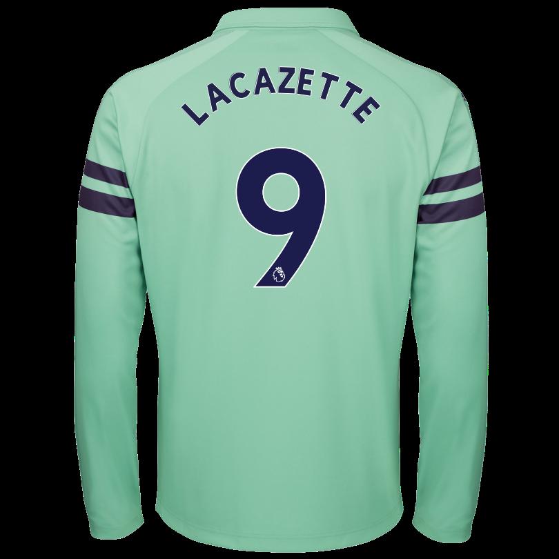 Arsenal Adult 18/19 Long Sleeved Third Shirt