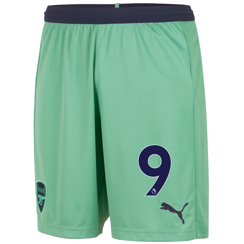 Arsenal Adult 18/19 Third Shorts