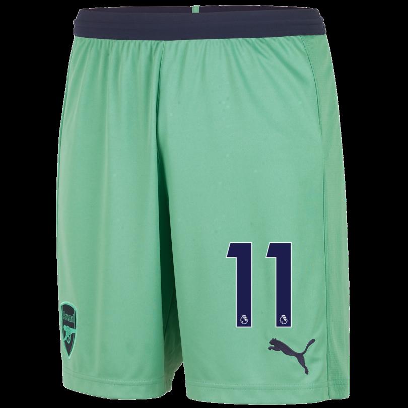 Arsenal Adult 18/19 Third Shorts