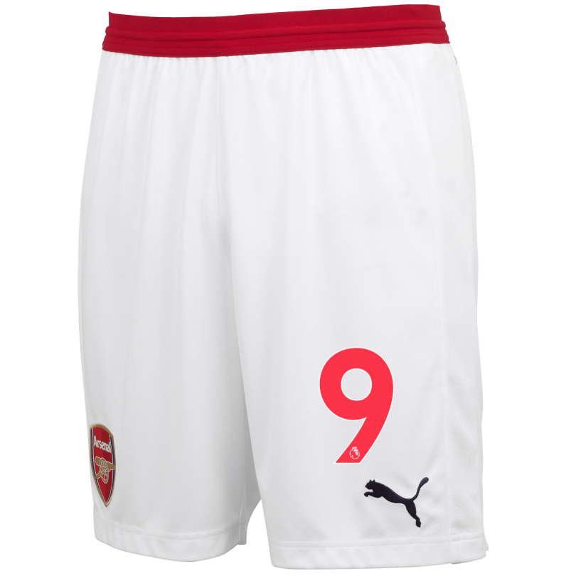 Arsenal Adult 18/19 Home Shorts