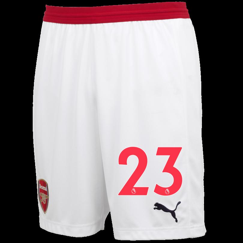 Arsenal Adult 18/19 Home Shorts