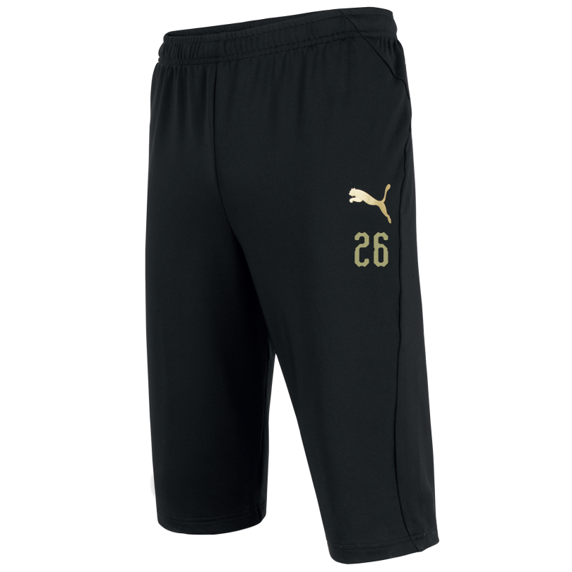 Arsenal Adult 18/19 Black 3/4 Training Pants