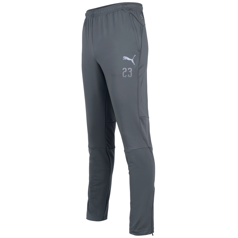 Arsenal Adult 18/19 Grey Fitted Training Pants