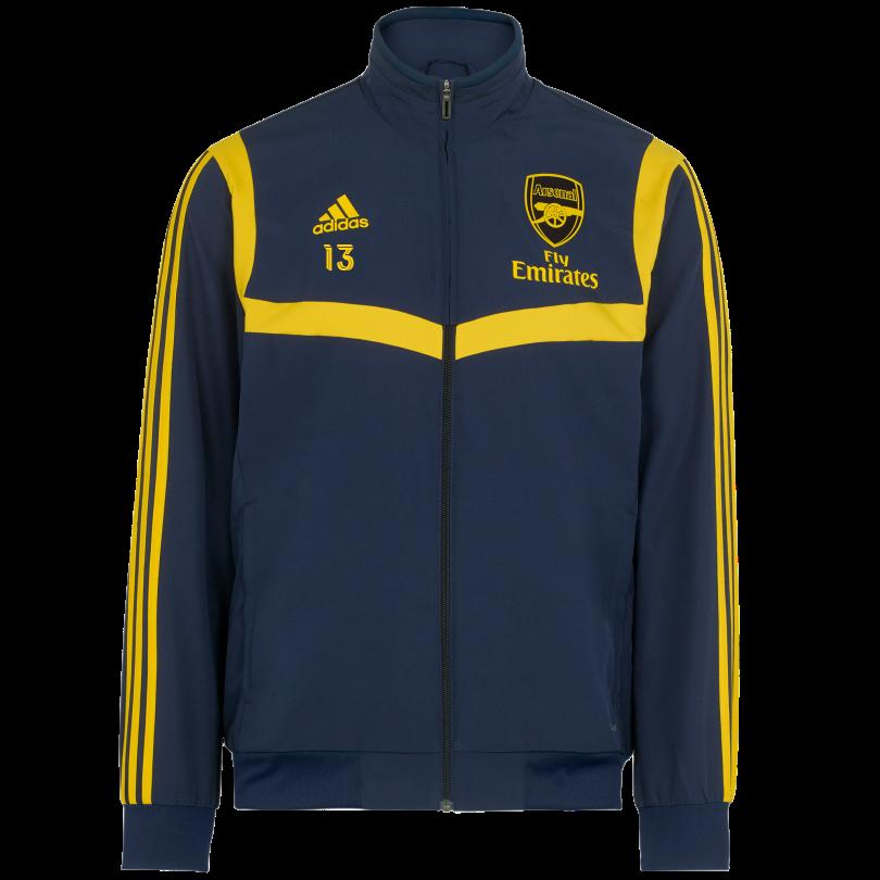 Arsenal Adult 19/20 European Presentation Jacket