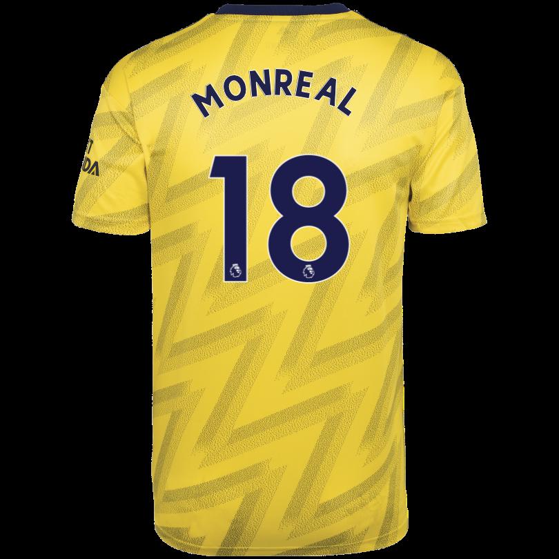 Arsenal Adult 19/20 Away Shirt