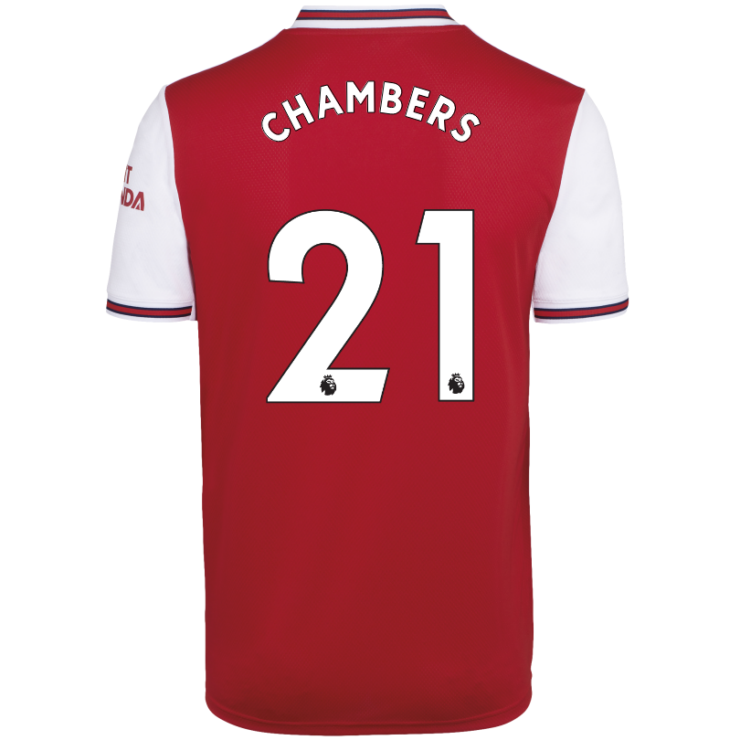 Arsenal Adult 19/20 Home Shirt