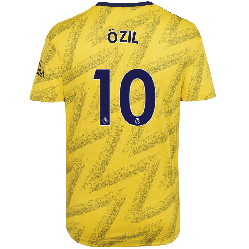 Arsenal Adult 19/20 Authentic Away Shirt