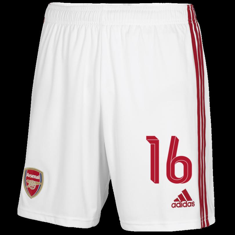Arsenal Adult 19/20 Home Shorts