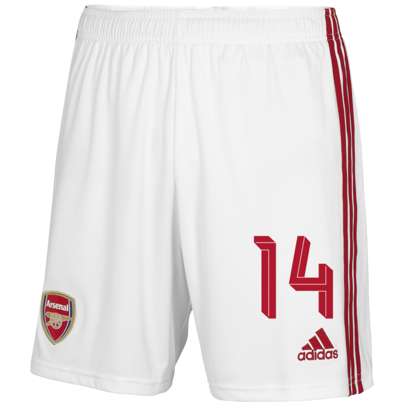 Arsenal Adult 19/20 Home Shorts