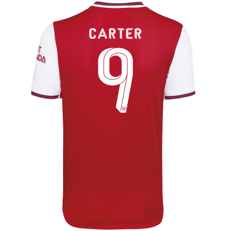 Arsenal Adult 19/20 Authentic Home Shirt