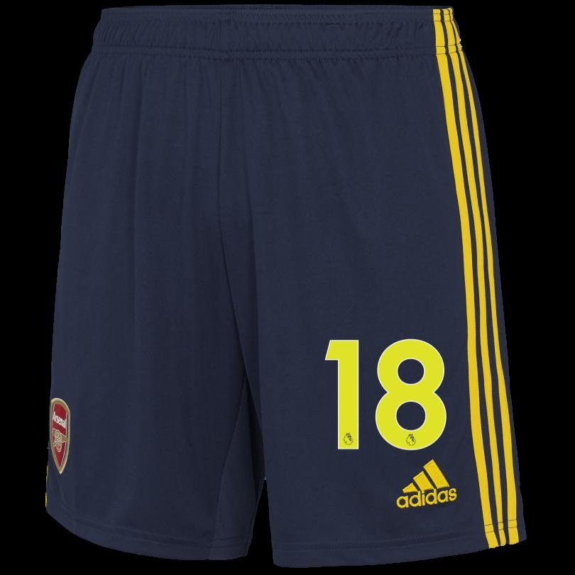 Arsenal Adult 19/20 Away Shorts