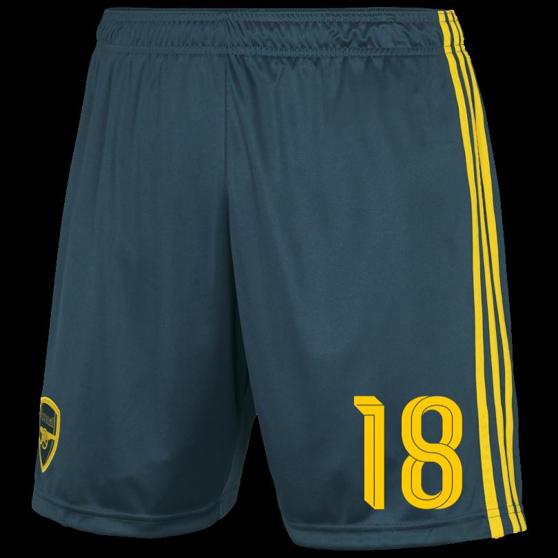 Arsenal Adult 19/20 Goalkeeper Shorts