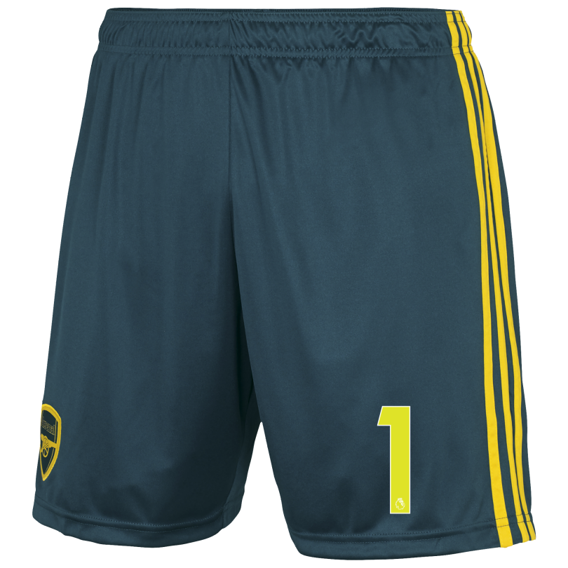 Arsenal Adult 19/20 Goalkeeper Shorts