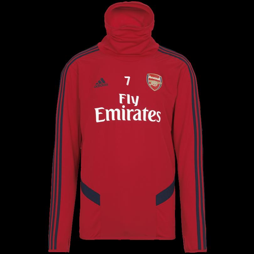 Arsenal Adult 19/20 Warm Top