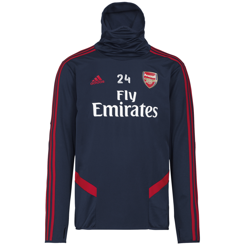 Arsenal Adult 19/20 Warm Top