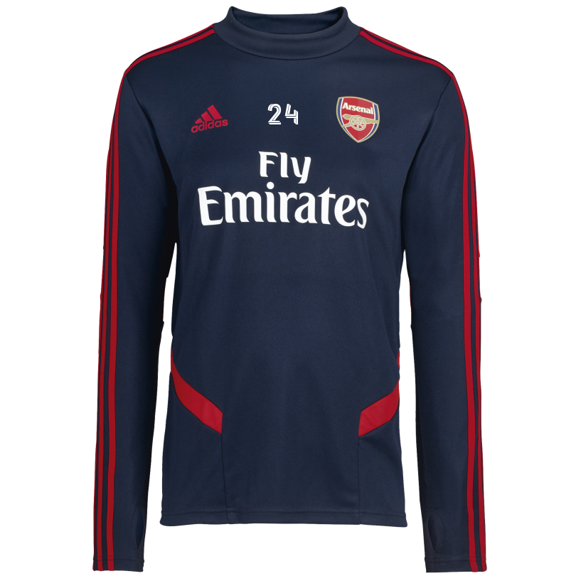 Arsenal Adult 19/20 Training Top