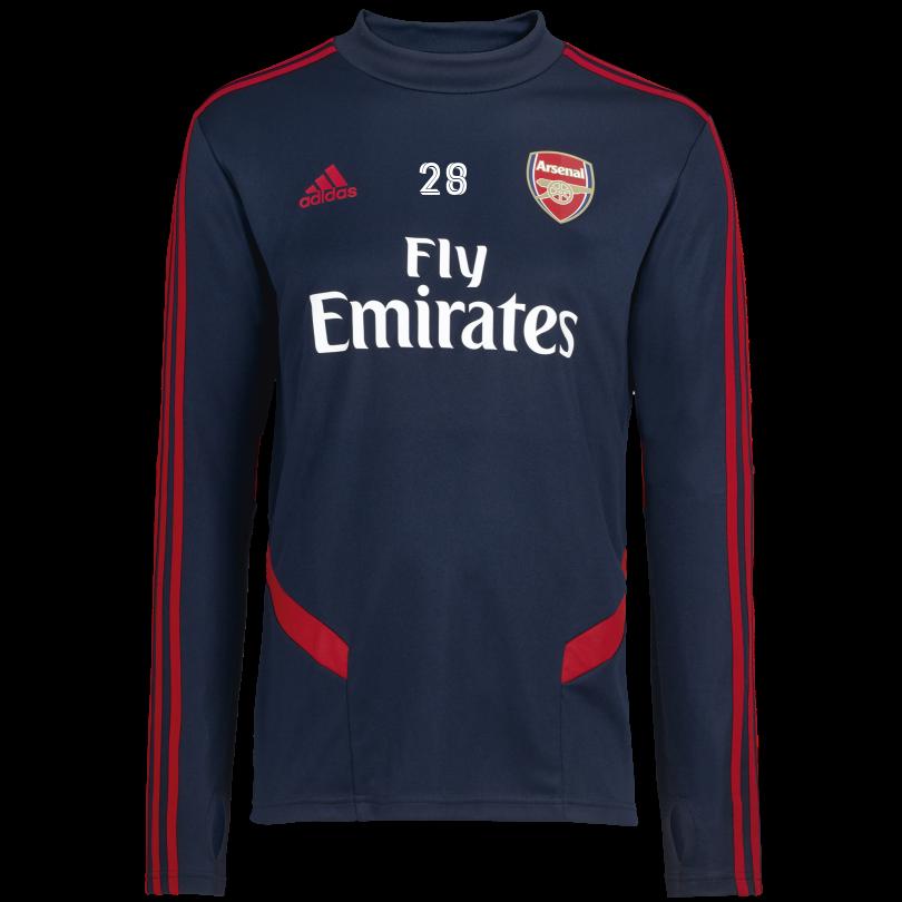 Arsenal Adult 19/20 Training Top