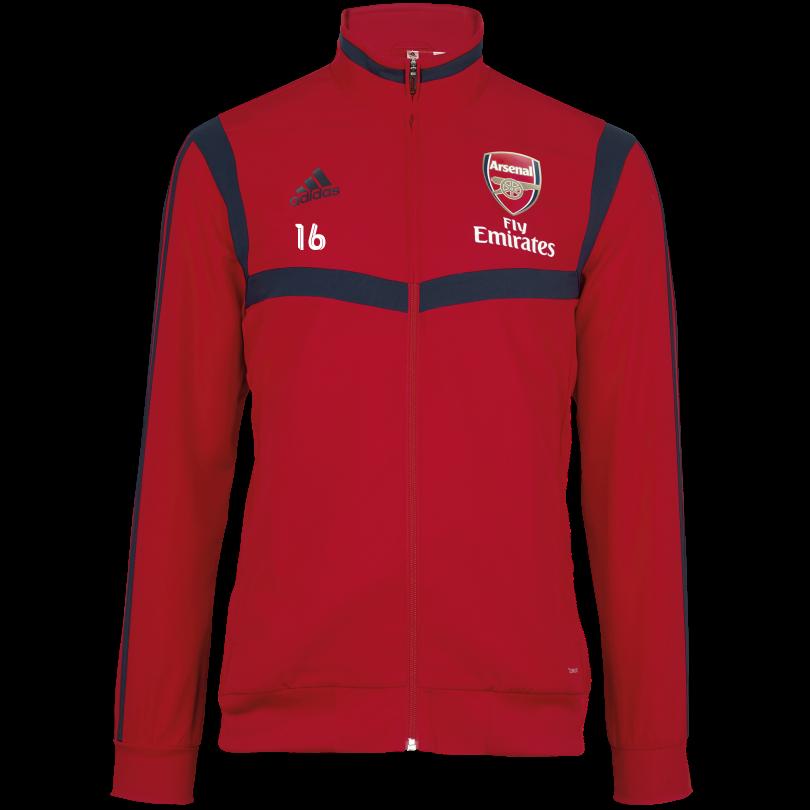 Arsenal Adult 19/20 Presentation Jacket