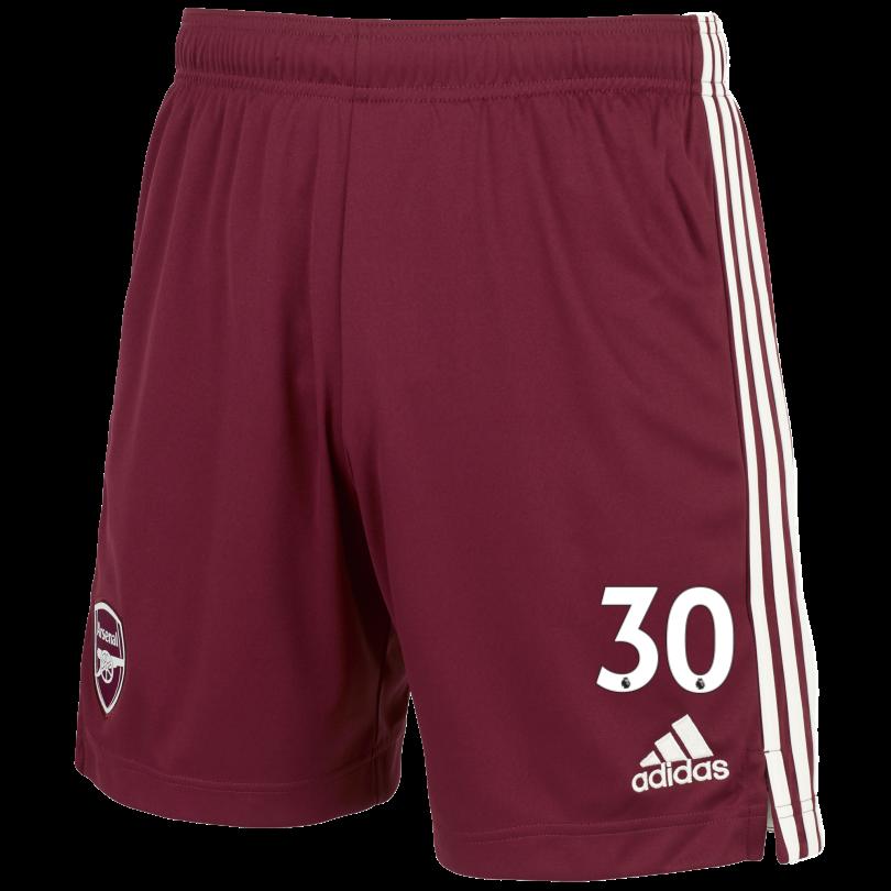 Arsenal Adult 20/21 Away Shorts