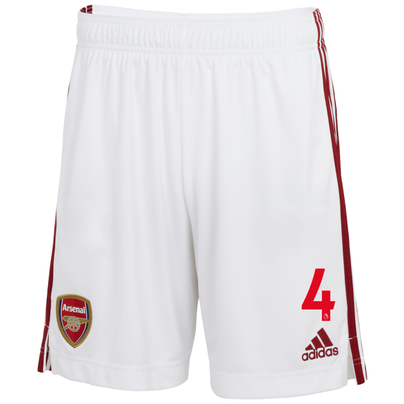 Arsenal Adult 20/21 Home Shorts