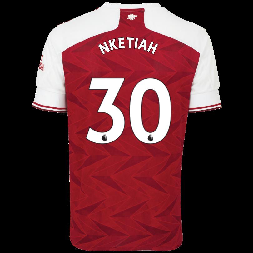 Arsenal Adult 20/21 Home Shirt
