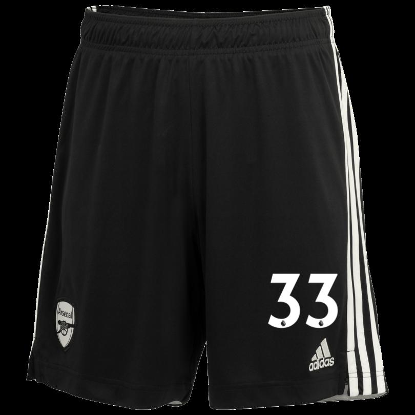 Arsenal Adult 20/21 Goalkeeper Shorts