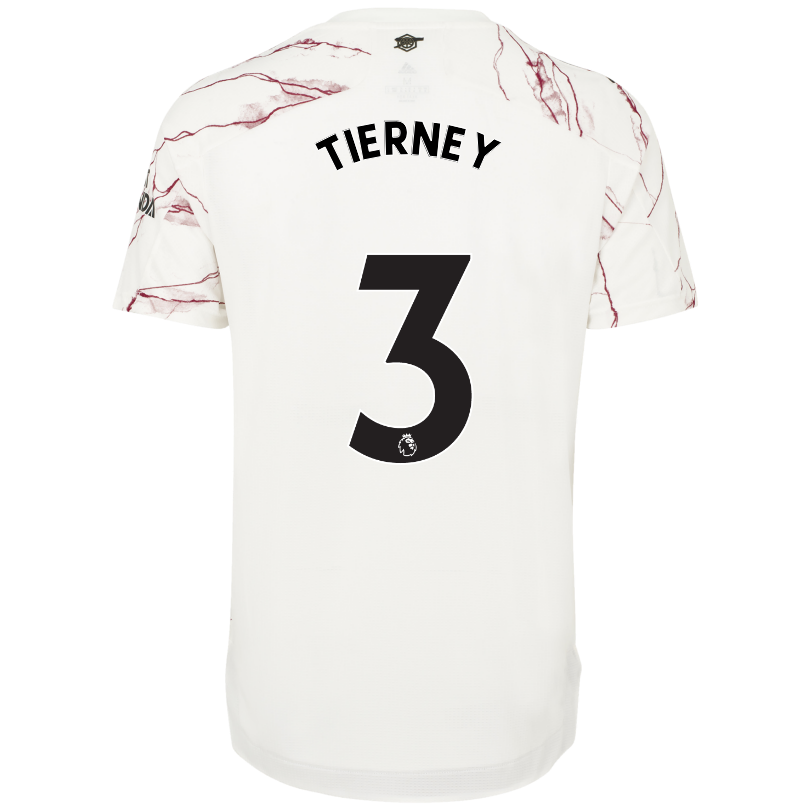 Arsenal Adult 20/21 Authentic Away Shirt