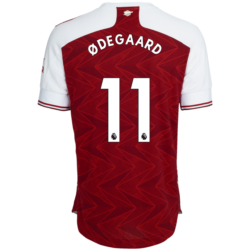 Arsenal Adult 20/21 Authentic Home Shirt