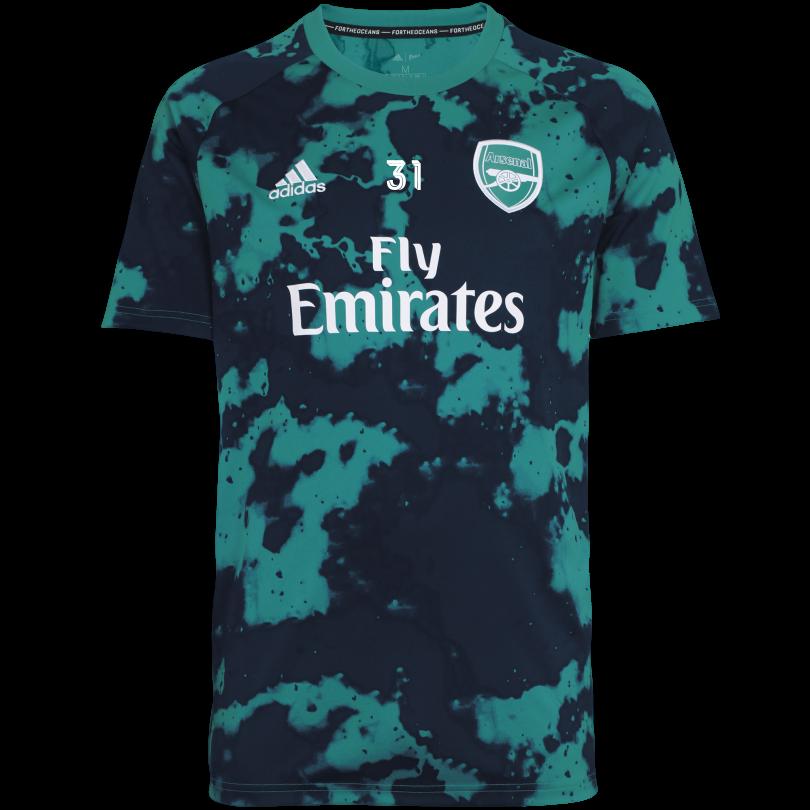 Arsenal Adult 19/20 Pre Match Shirt