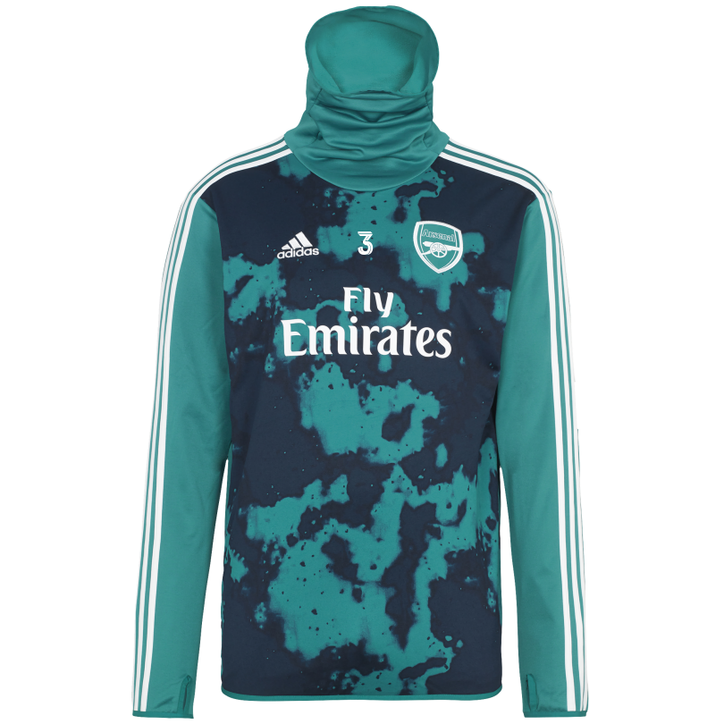 Arsenal Adult 19/20 Pre Warm Top