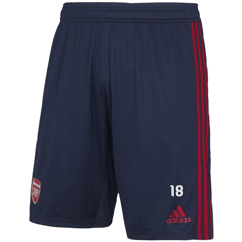 Arsenal Adult 19/20 Training Shorts