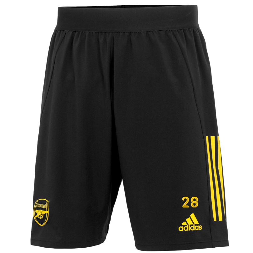 Arsenal Adult 19/20 European Training Shorts