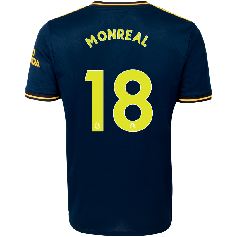 Arsenal Adult 19/20 Third Shirt