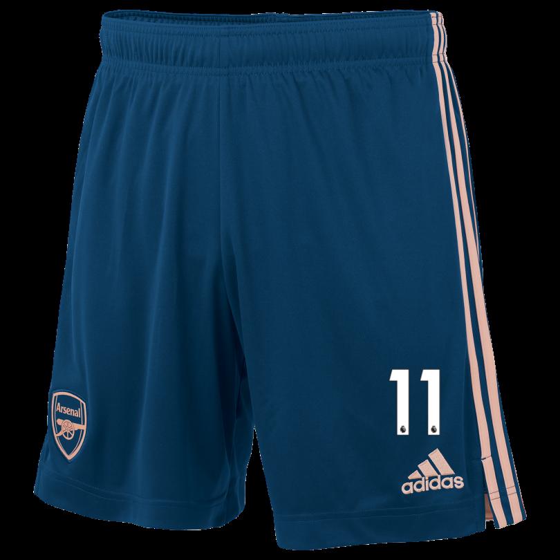 Arsenal Adult 20/21 Third Shorts