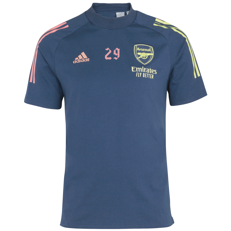 Arsenal Adult 20/21 Training T-Shirt