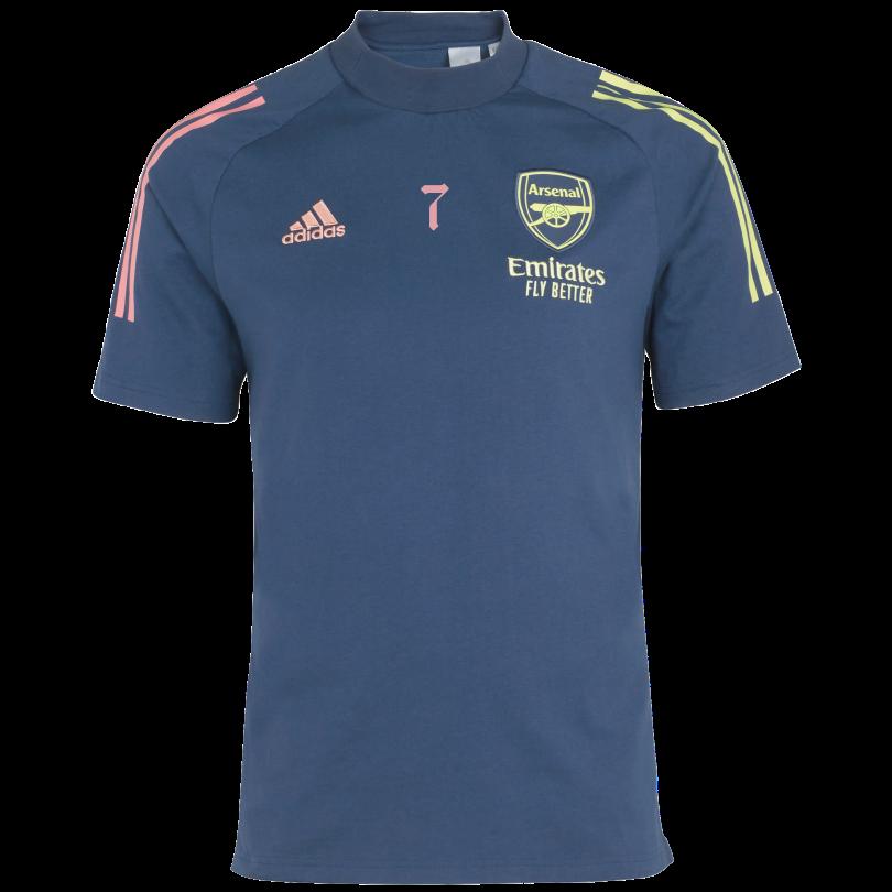 Arsenal Adult 20/21 Training T-Shirt