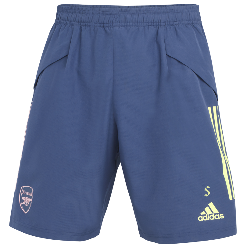 Arsenal Adult 20/21 Woven Down Time Shorts