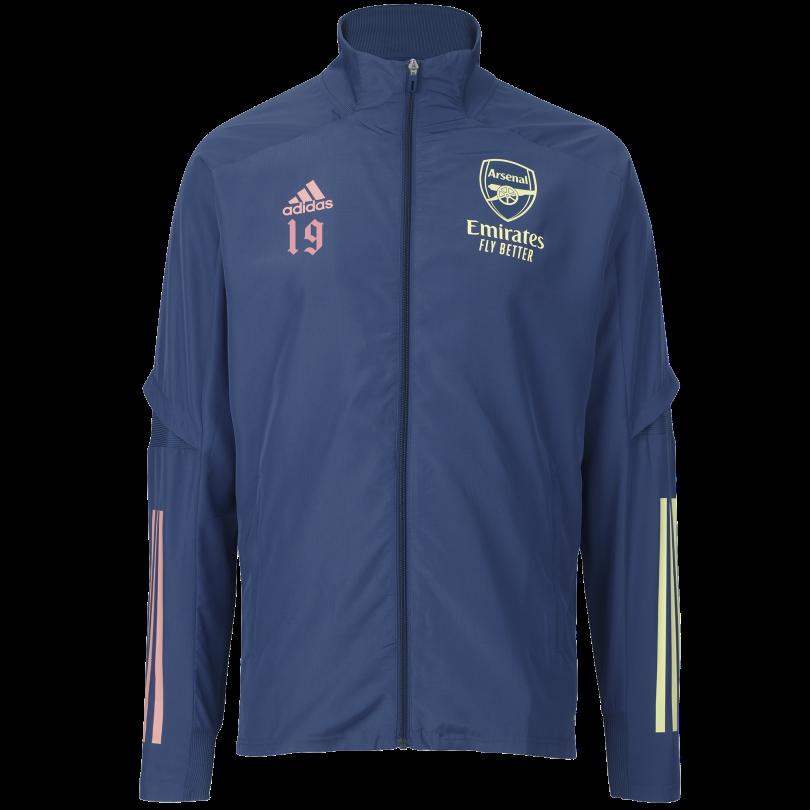 Arsenal Adult 20/21 Presentation Jacket