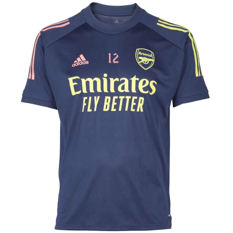 Arsenal Adult 20/21 Training Shirt