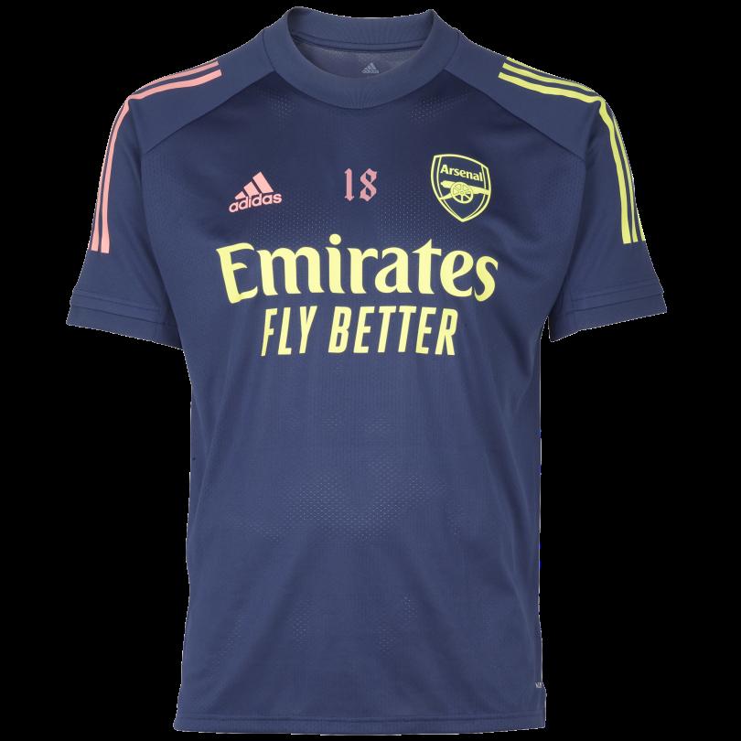 Arsenal Adult 20/21 Training Shirt