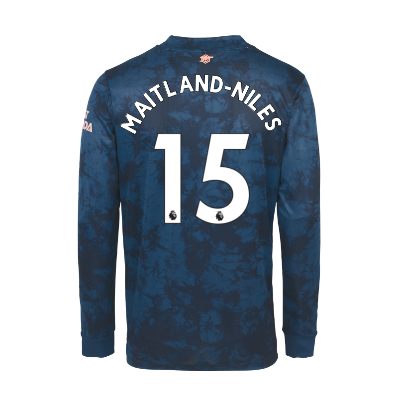 Arsenal Adult 20/21 Long Sleeved Third Shirt