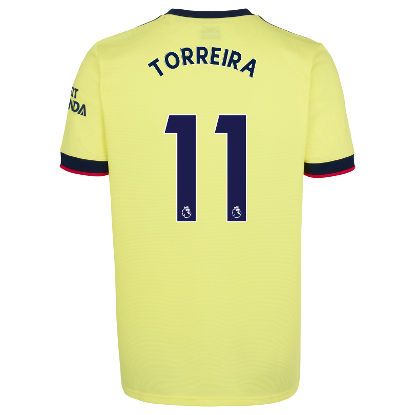Arsenal Adult 21/22 Away Shirt