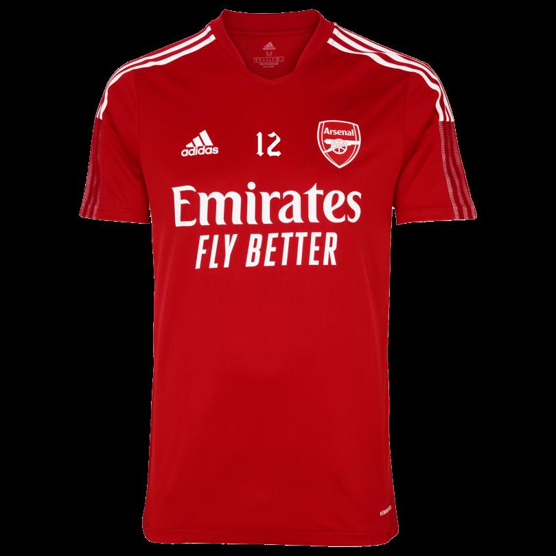 Arsenal Adult 21/22 Training Shirt